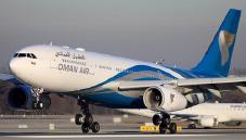 عذرخواهي هواپیمایی «عمان» به دليل استفاده از«خليجفارس»!