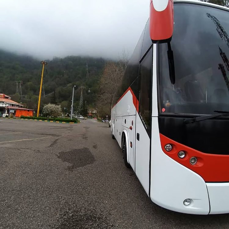 اتوبوس مشهد ساری