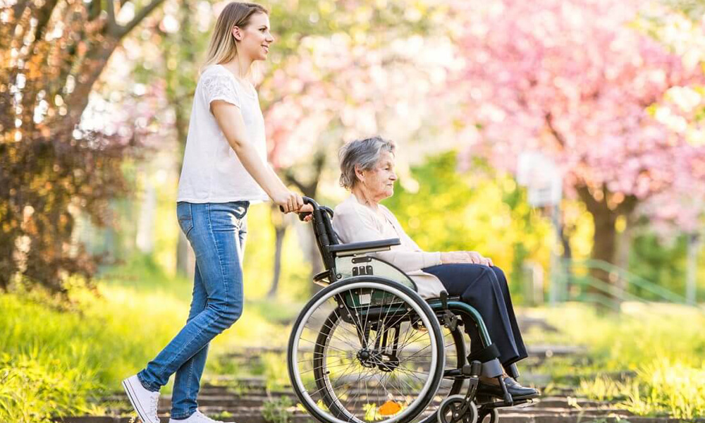 همراهی با معلولان در سفر