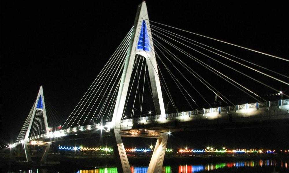 پل کابلی اهواز