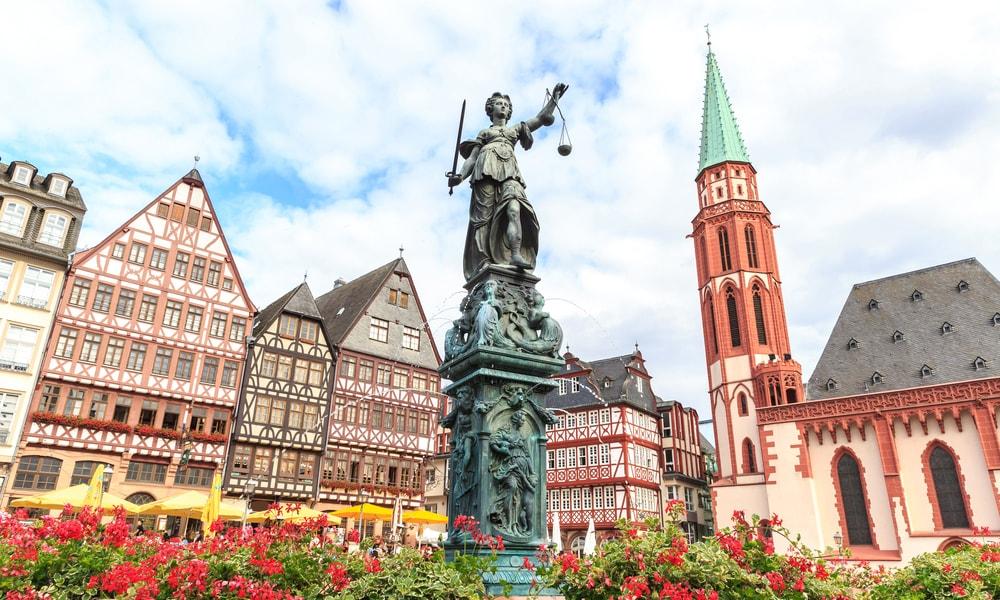 جاذبه های گردشگری فرانکفورت