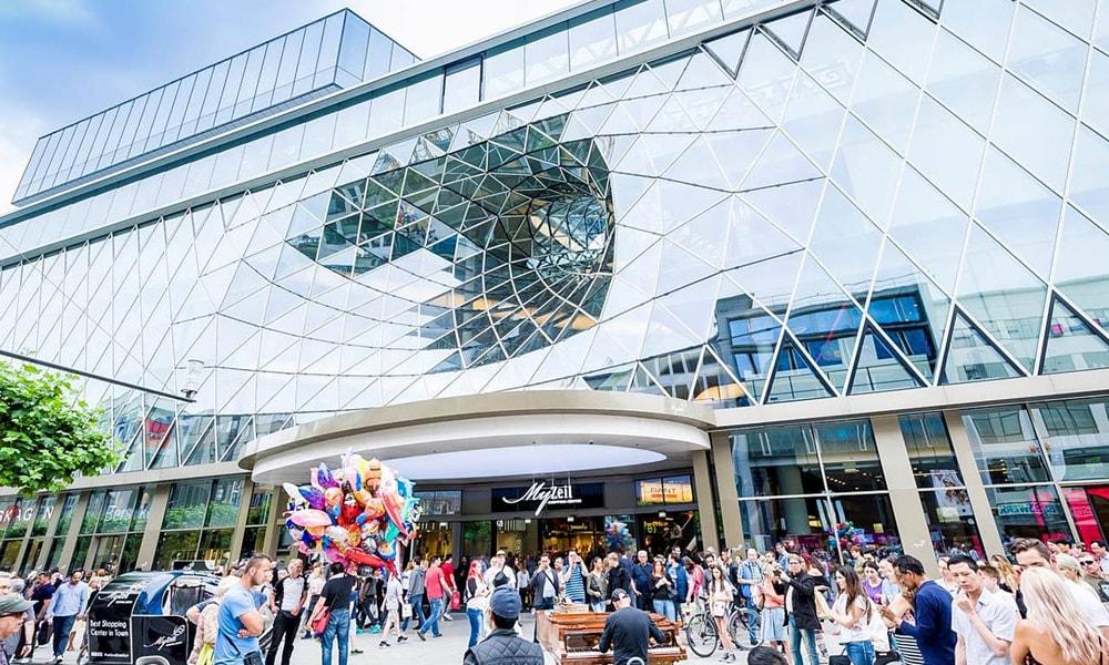 مرکز خرید مای زیل فرانکفورت