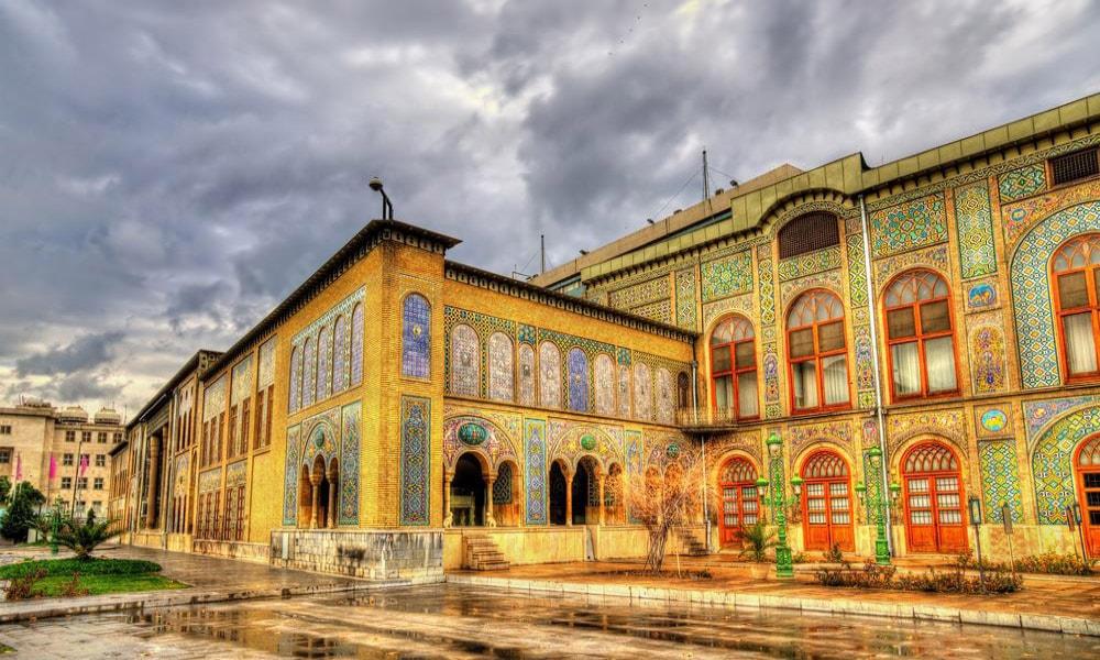 میراث جهانی یونسکو چیست؟-کاخ گلستان