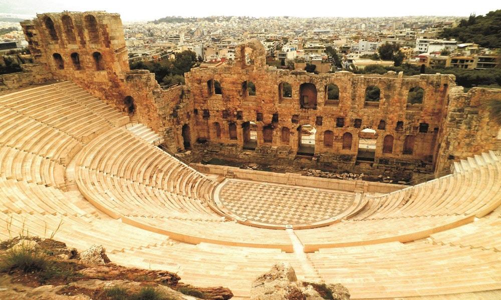 قدیمی ترین تمدن های جهان-یونان