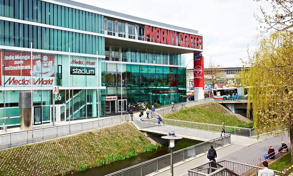 مرکز خرید فونیکس هامبورگ