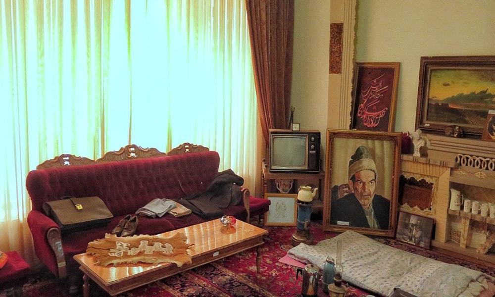 موزه استاد شهریار تبریز