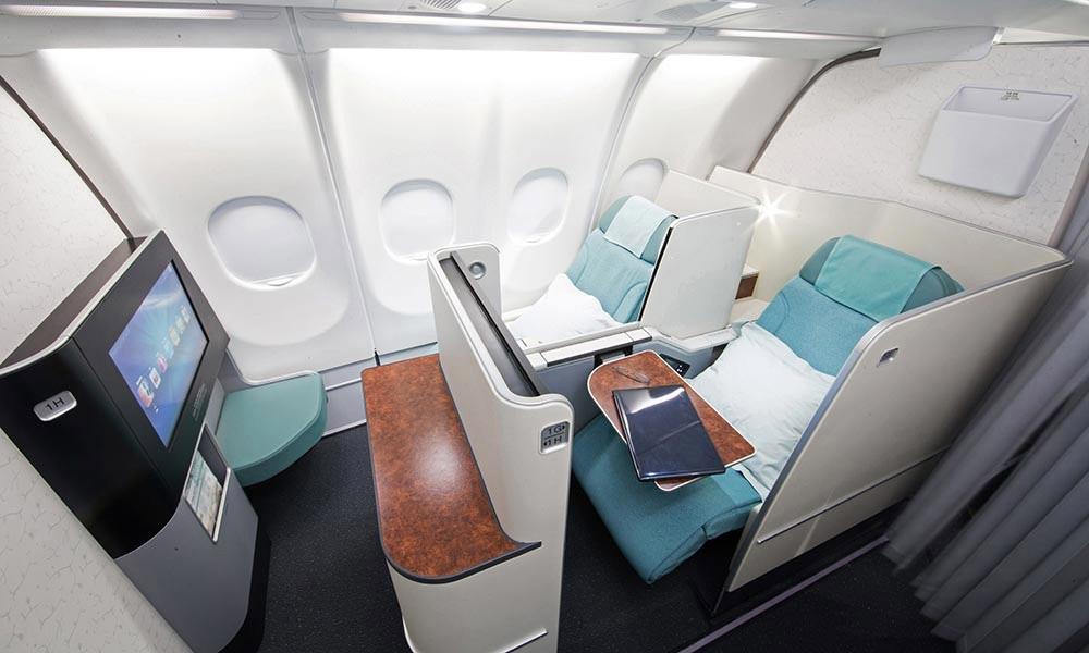 گران ترین بلیط های هواپیما؛ سفر با هتل های پرنده!
