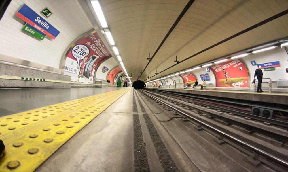 بهترین سیستم های قطار شهری در جهان، مترو مادرید