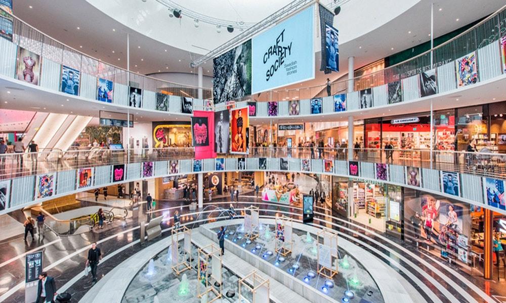 مرکز خرید استکهلم