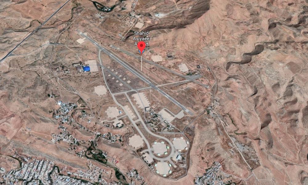 فرودگاه مسجدسلیمان
