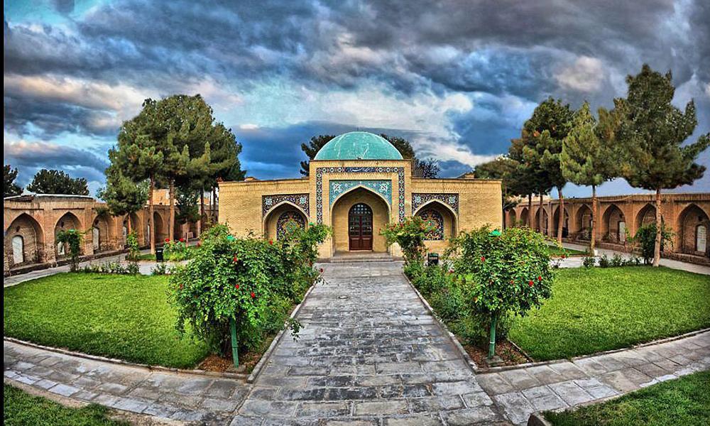 مقبره اسرار (آرامگاه حاج ملا هادی سبزواری) سبزوار