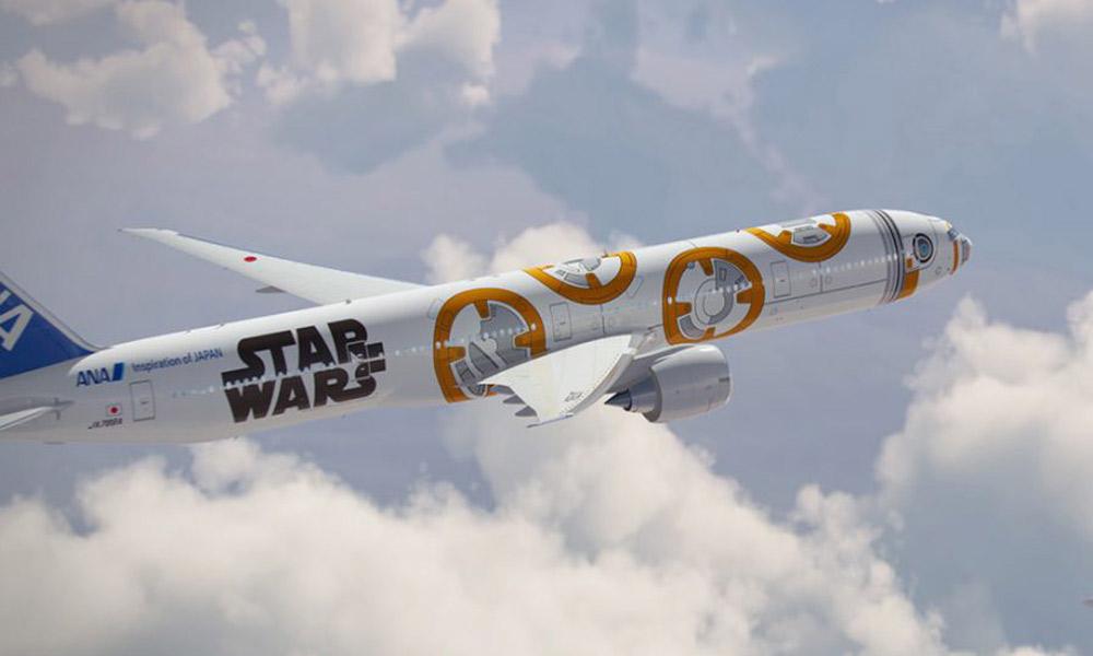 از دیزنی لند تا جنگ ستارگان؛ وقتی هواپیماها به صفحه سینما بدل می شوند