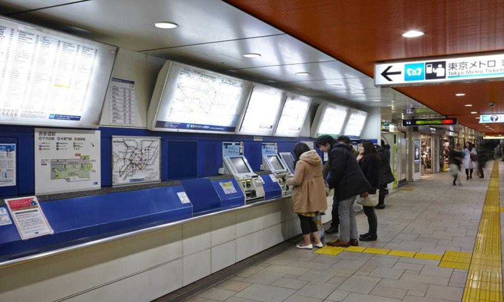 ایستگاه های قطار ژاپن؛ ترکیب روانشناسی و مهندسی!