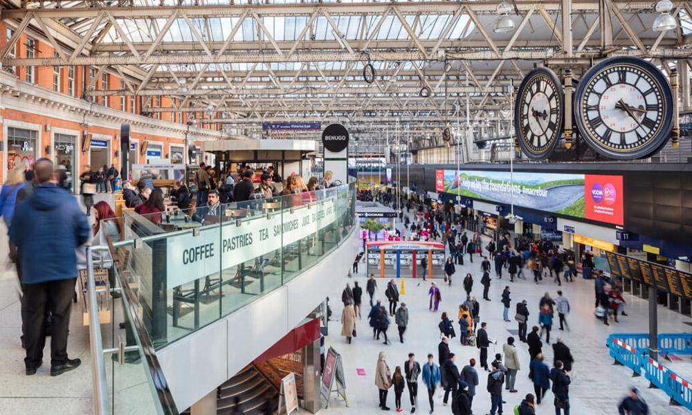 رفت و آمد به کدام ایستگاه های قطار در جهان بیشتر است؟