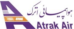 لوگوی هواپیمایی اترک