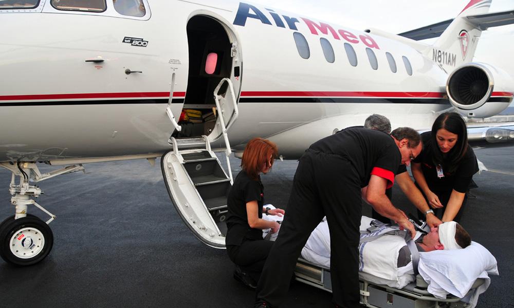 بیماران با منع سفر هوایی