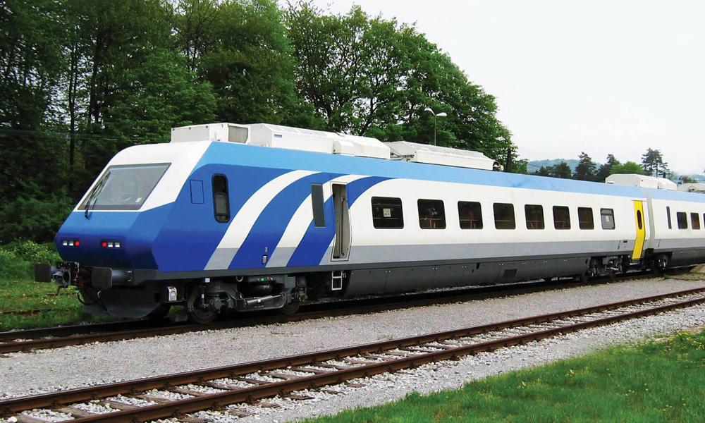 قطار سریع السیر پردیس