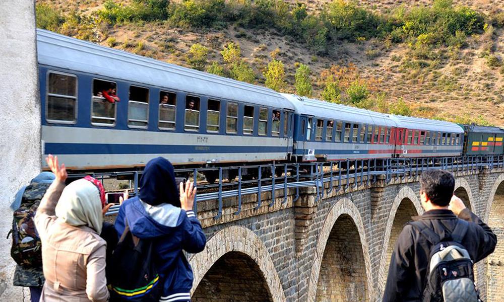 سفر با قطار گردشگری
