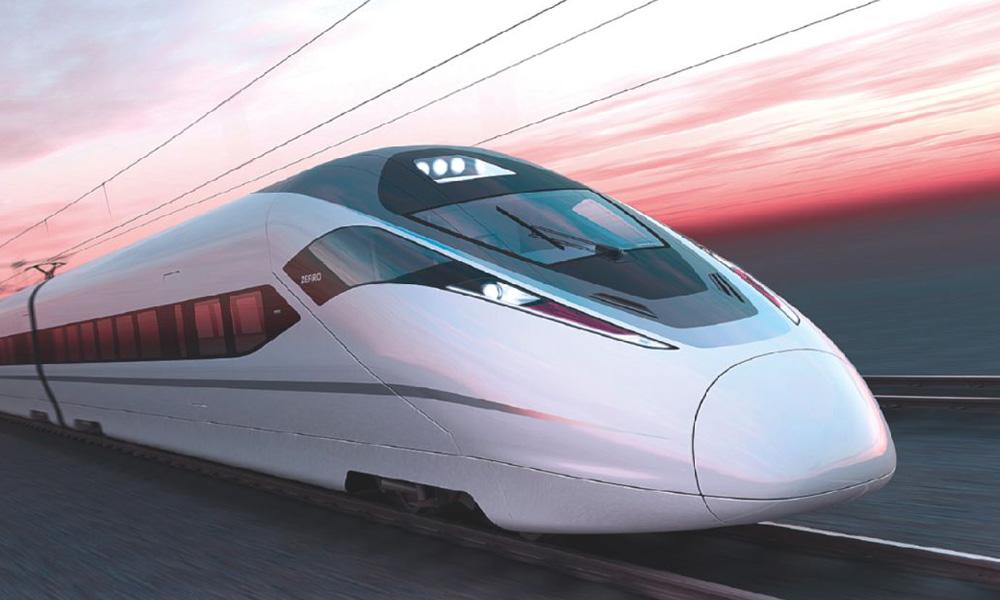 قطارهای تندرو در جهان