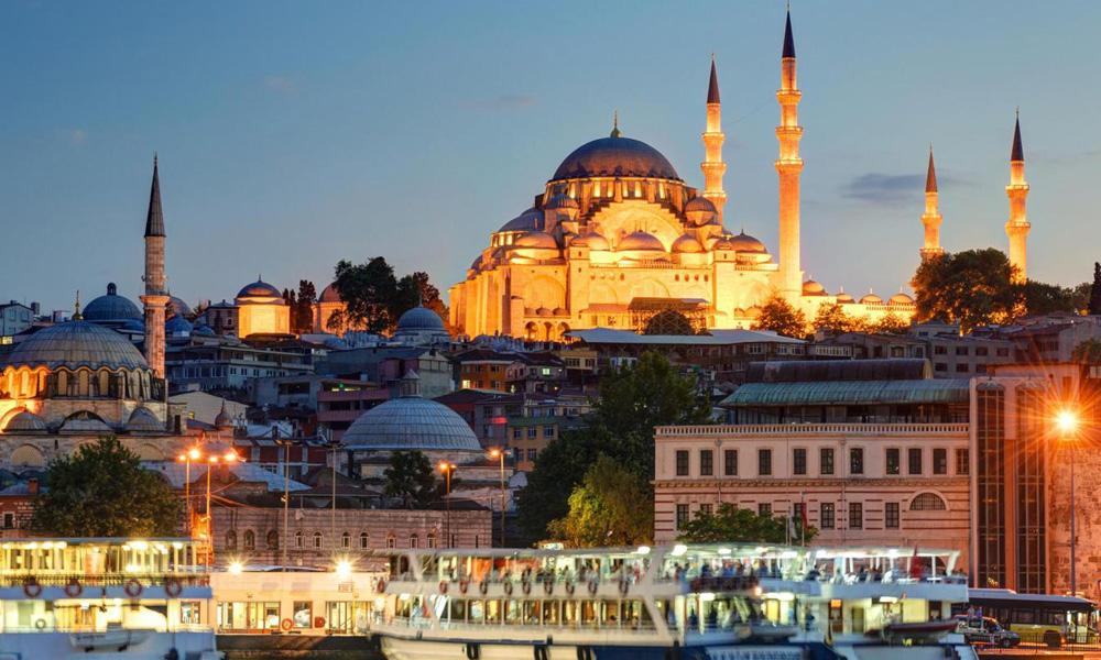 بلیط چارتر استانبول