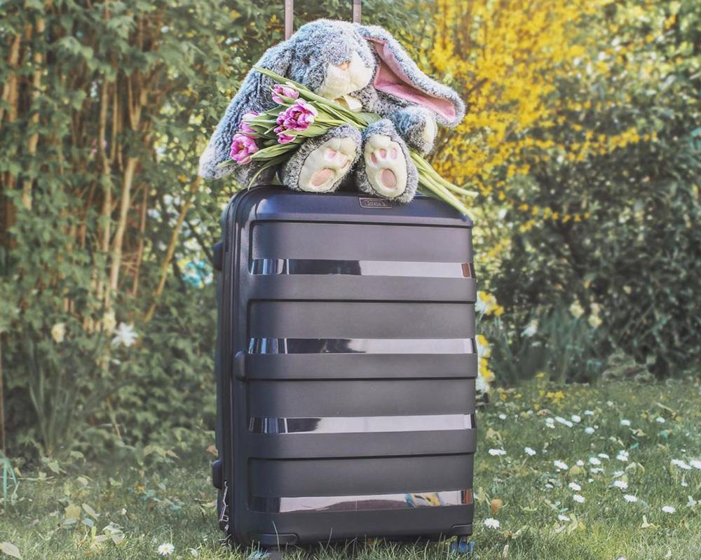چمدان بستن برای سفر