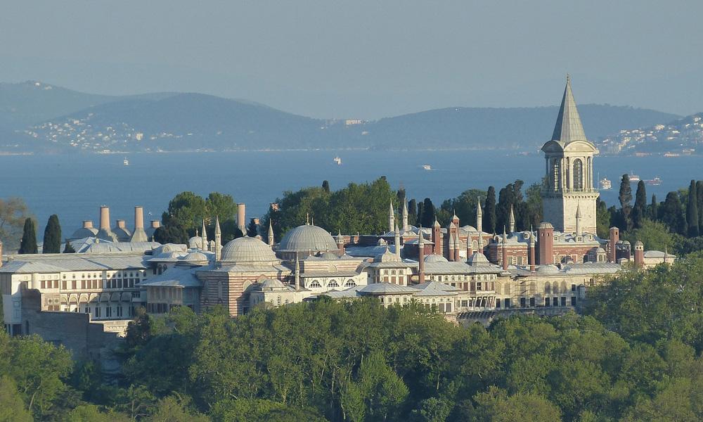کاخ توپکاپی- چگونه بدون تور به استانبول سفر کنیم؟