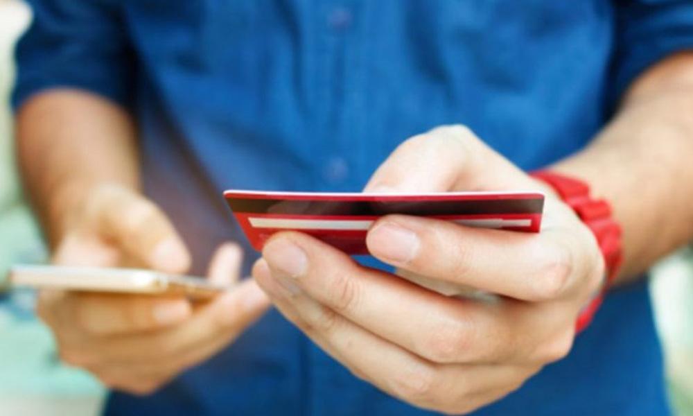 استفاده از اپلیکیشن برای دریافت رمز پویا