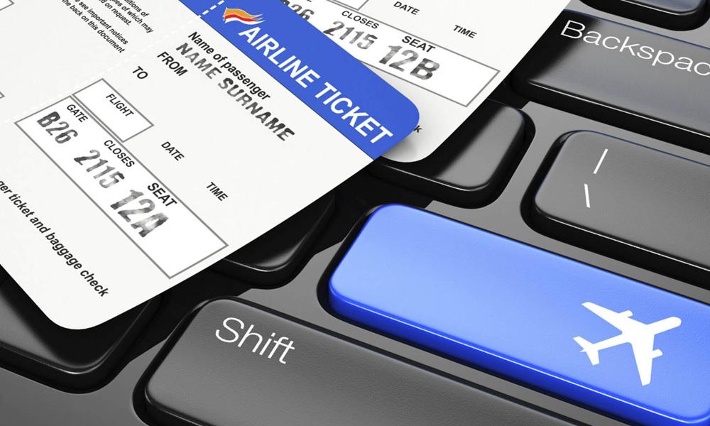 خرید انلاین بلیط هواپیما