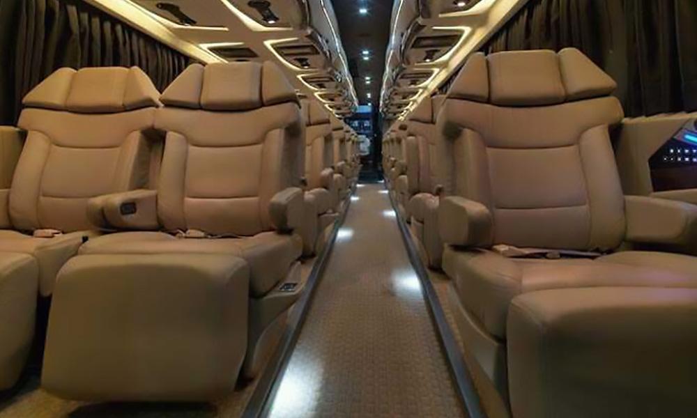 بهترین صندلی اتوبوس