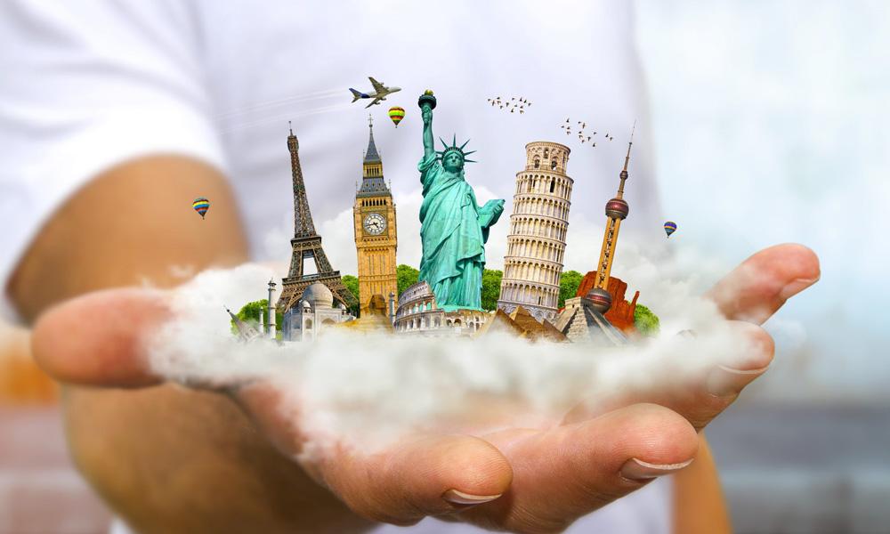 انواع سفر داخلی و خارجی