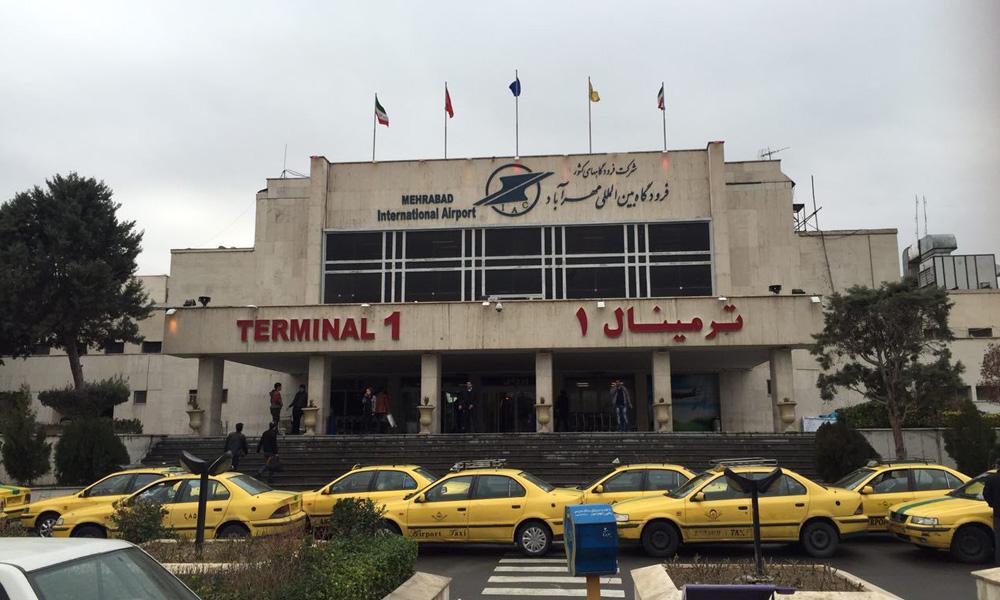 دسترسی به فرودگاه مهرآباد