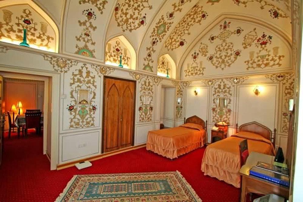 مجلل ترین هتل های ایران- هتل عباسی اصفهان
