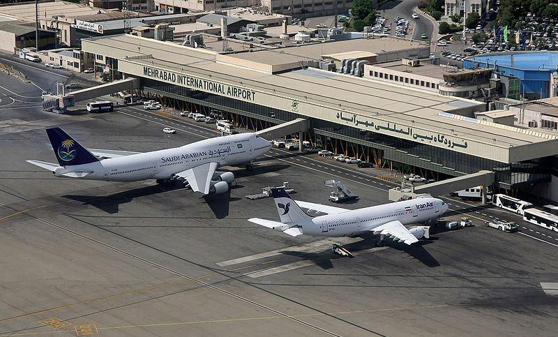 فرودگاه بین المللی مهرآباد