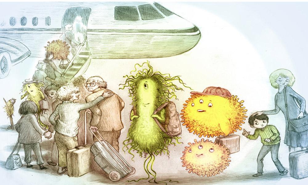 پیشگیری بهتر از درمان؛ چگونه پس از پرواز بیمار نشویم؟