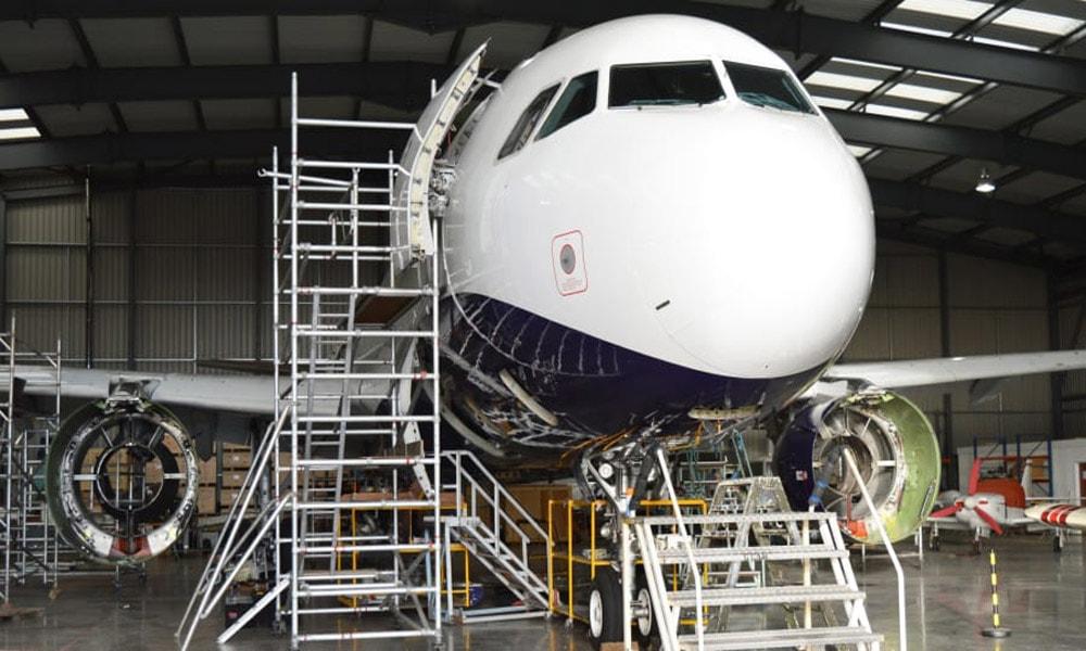 روزهای بازنشستگی هواپیماها چگونه سپری می شود؟