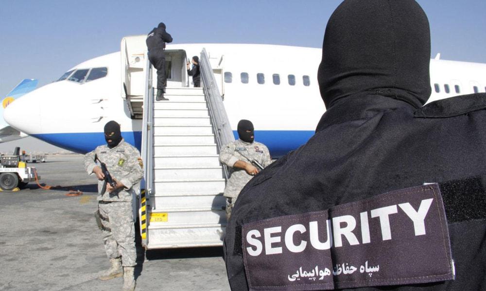 مجازات هواپیماربایی در ایران