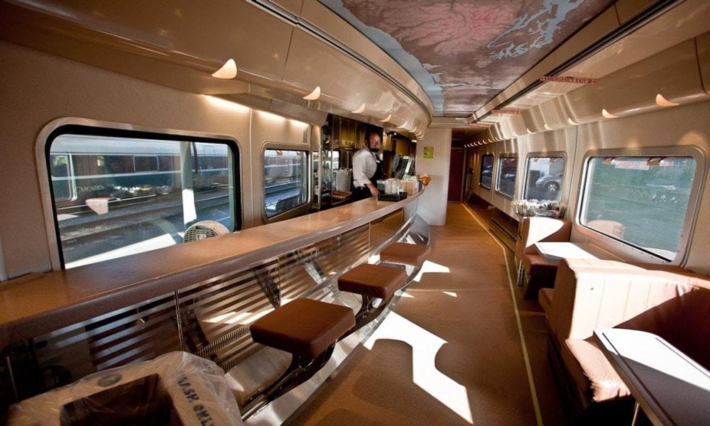قطارهای آمتراک؛ فاتح ریل های سرزمین فرصت ها