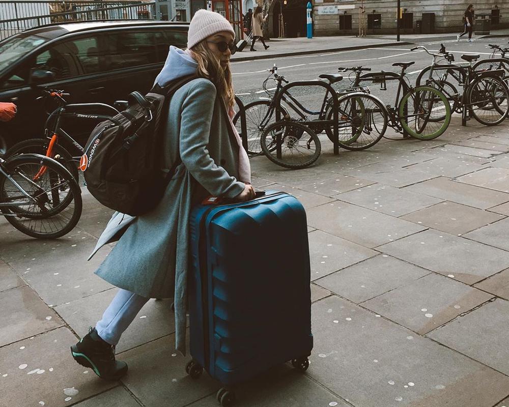 معیارهای انتخاب چمدان