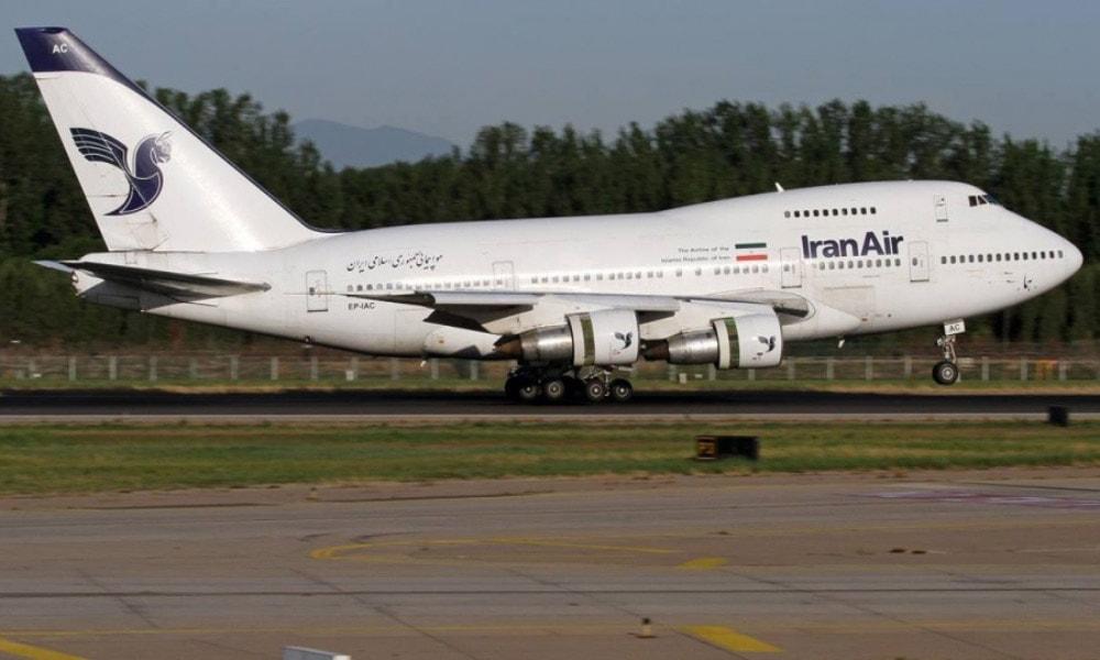 بوئینگ ایران ایر