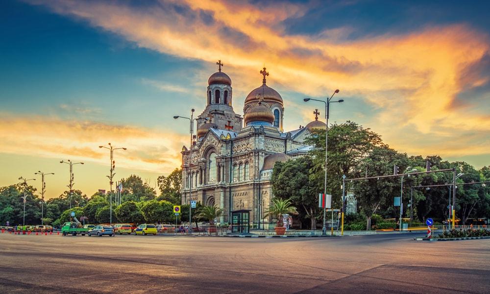 بلغارستان و جاذبه های گردشگری تور وارنا