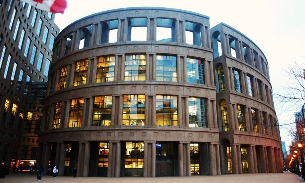 زیباترین کتابخانه های عمومی جهان-کتابخانه ونکوور