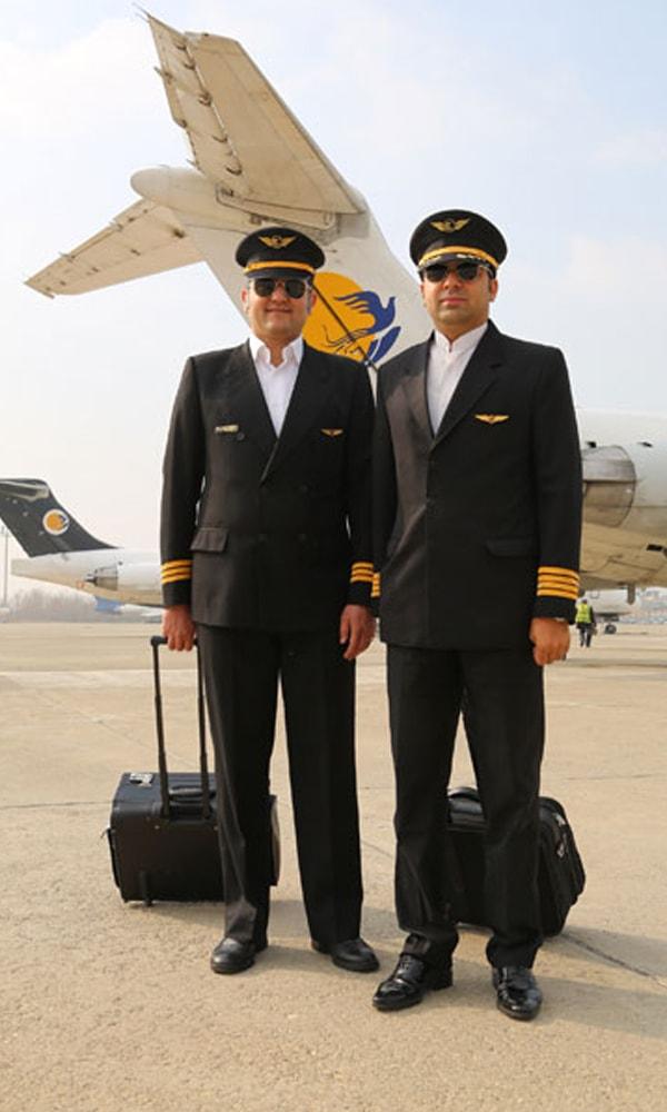 پرسنل هواپیمایی کاسپین