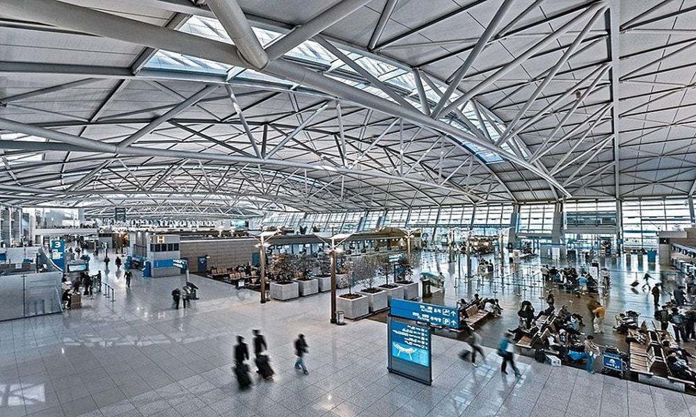 مجلل ترین فرودگاه های جهان در سال 2017
