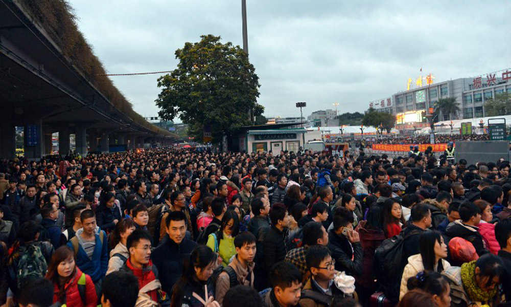 راهنمای استفاده از قطارها در چین