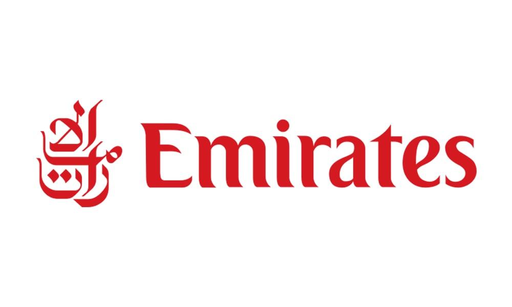 لوگوی شرکت هواپیمایی امارات