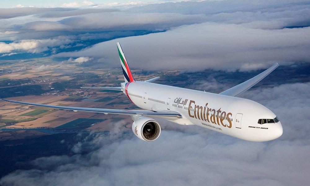 ناوگان هوایی امارات ایرلاینز