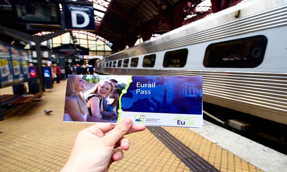 قطارهای یورِیل؛ اروپا زیر پای مسافران