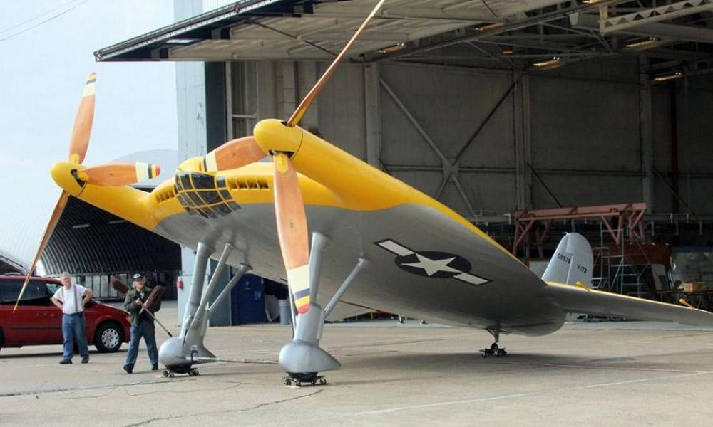 عجیب ترین هواپیماهای تاریخ؛ ترکیب خلاقیت و نیاز!
