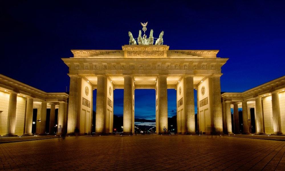 توریست پذیرترین کشورهای جهان در سال 2017-آلمان