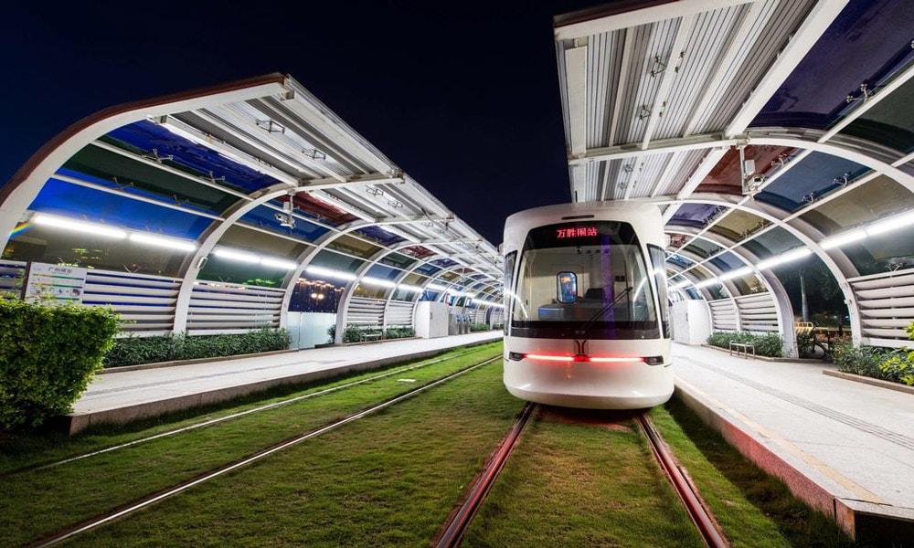بهترین سیستم های قطار شهری در جهان، مترو گوانجو